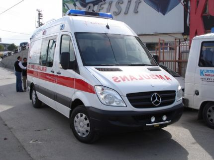 ICU Ambulance