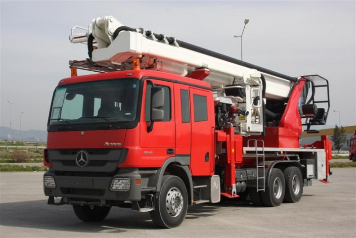 Aerial Ladder Platform Machinery Amp International Trading
