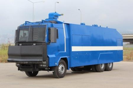 Anti Riot Vehicle