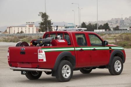 Rapid Intervention Vehicle