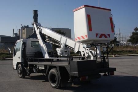 Telescopic Platform