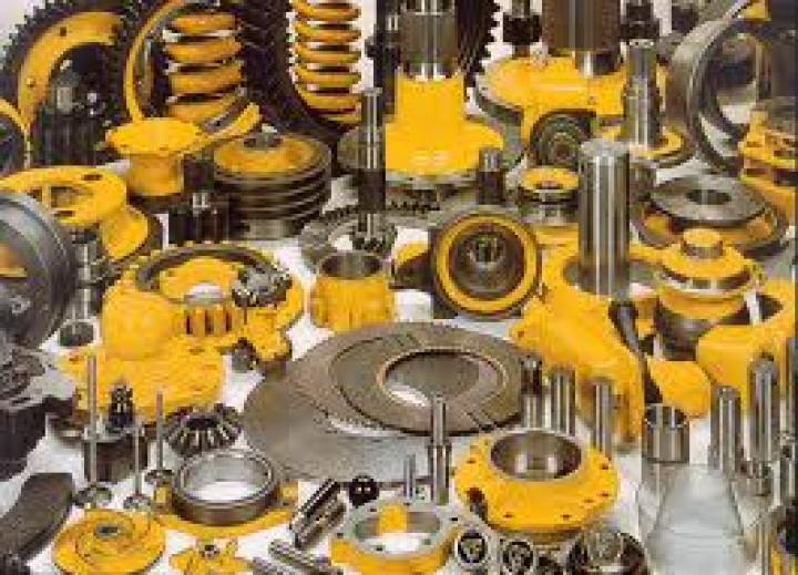 Construction Machinery Spare Parts Machinery