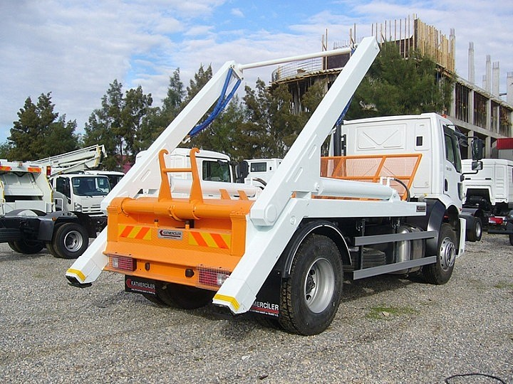 Norms Used Trucks >> Skip Loader | Machinery & International Trading